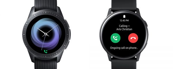 New Galaxy Watch and Watch Active UX Offers Users Enhanced Features Found on Galaxy Watch Active2