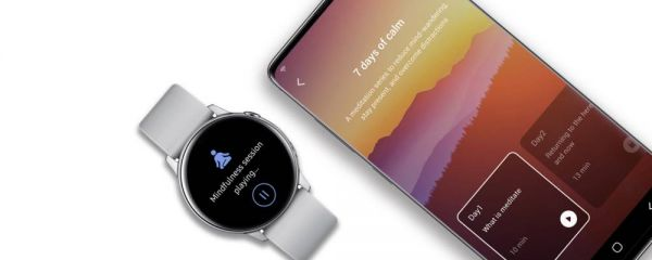 Samsung Will Deliver Enhanced Wellness Experience in Partnership with Calm